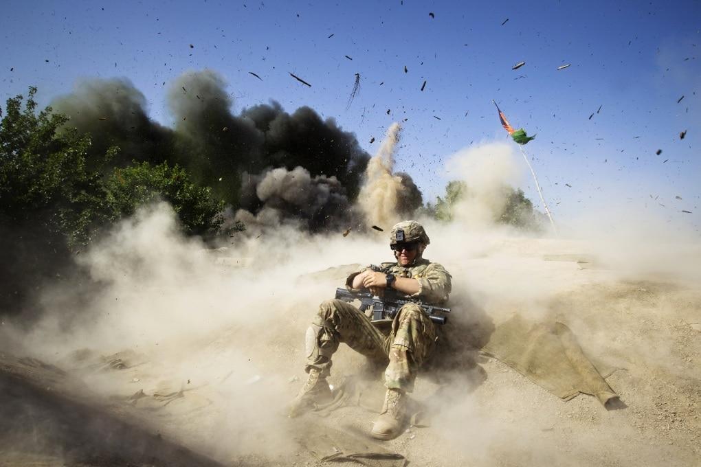 I traumi di guerra nel cervello, non nella mente