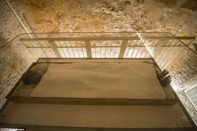 La tomba di Tutankhamon: thriller archeologico vicino alla soluzione
