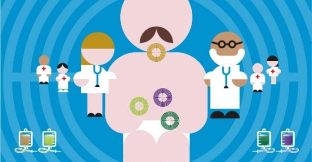 La chemioterapia, uno scudo contro il cancro