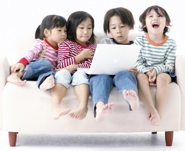 Le app più originali le inventano bambini