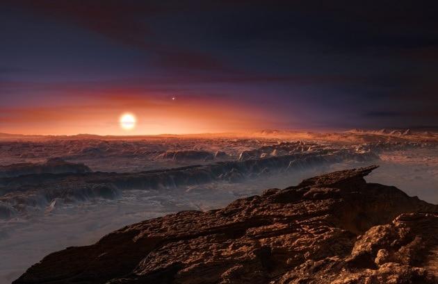 Proxima b, un pianeta abitabile a quattro anni luce dalla Terra