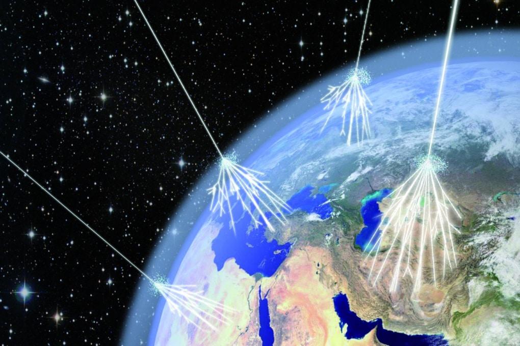 Ancora in aumento la radiazione cosmica che arriva sulla Terra