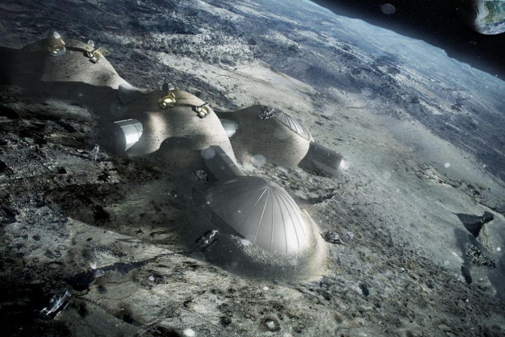 Una base permanente sul lato nascosto della Luna