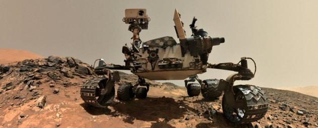 Dalla Nasa: grandi quantità di materia organica complessa su Marte
