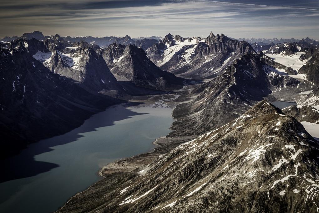 Estate anticipata in Groenlandia