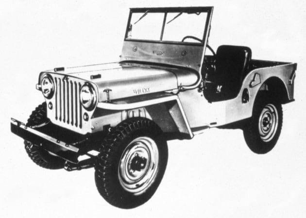 Perché la Jeep si chiama così?