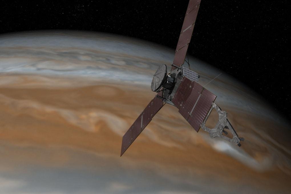 10 cose da sapere sulla sonda spaziale Juno