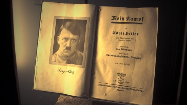 Mein Kampf in pillole