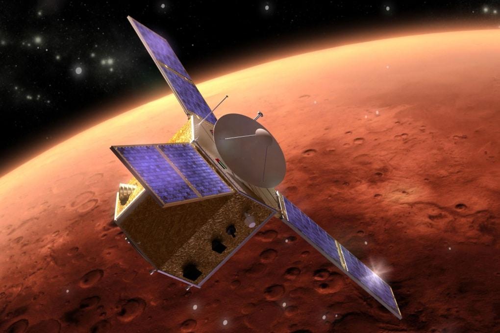 Emirati Arabi su Marte