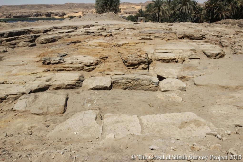 Egitto: ritrovato un tempio di cui si era persa la memoria