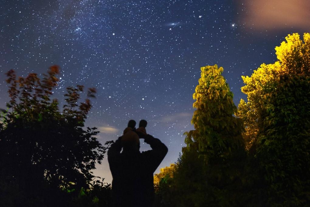 Come vedere Catalina, la cometa di Natale