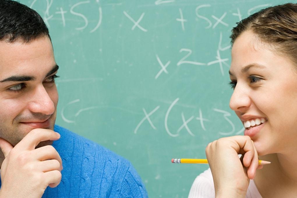 La formula matematica dell'amore