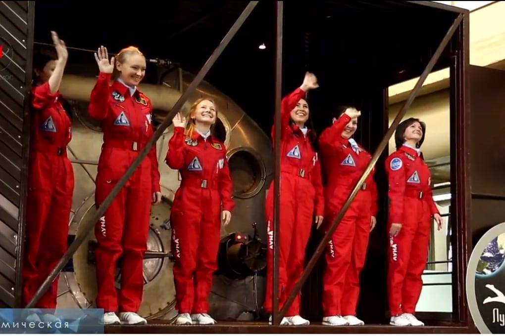 Sei donna cosmonaute  sono