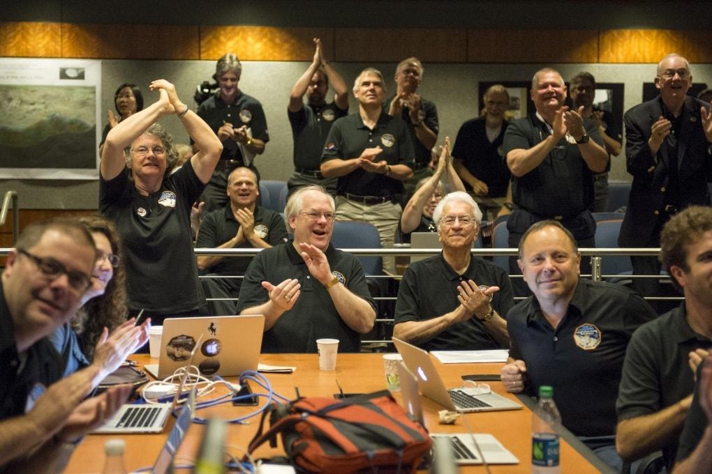 New Horizons, ecco tutte le scaramanzie degli scienziati della Nasa