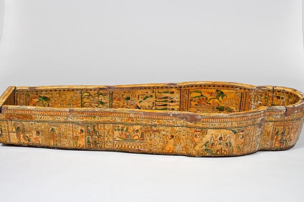 Tombe riciclate per gli antichi Egizi