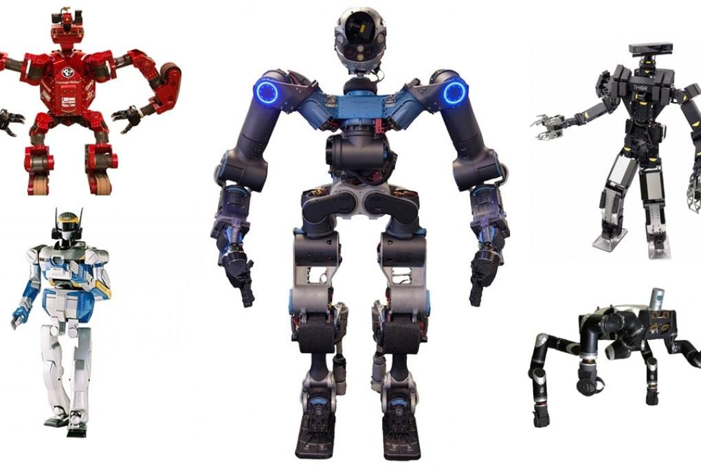 Le olimpiadi dei robot: Darpa Robotics Challenge 2015