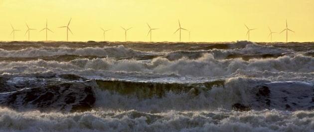 L'8% dell'energia prodotta in Europa nel 2014 è venuta dal vento