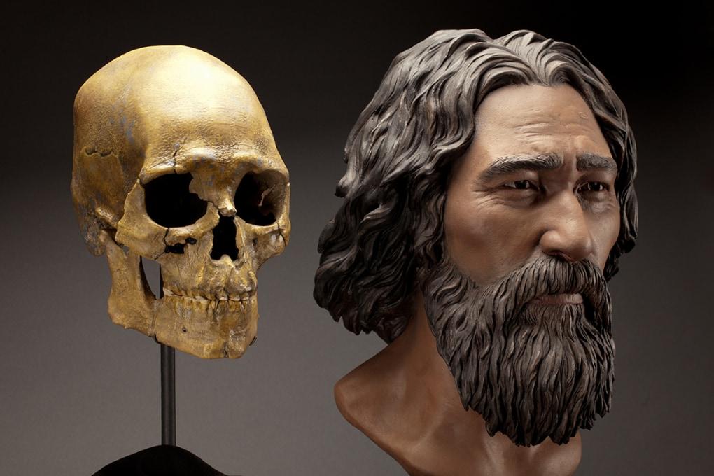 L'Uomo di Kennewick antenato dei nativi americani