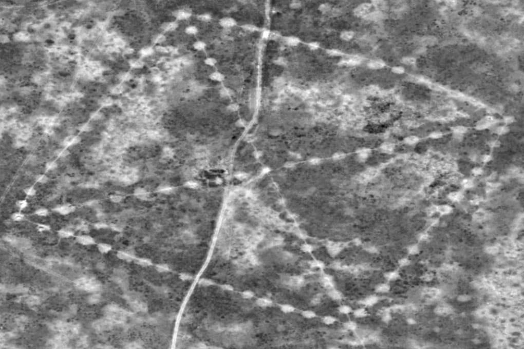 I misteriosi geoglifi kazaki