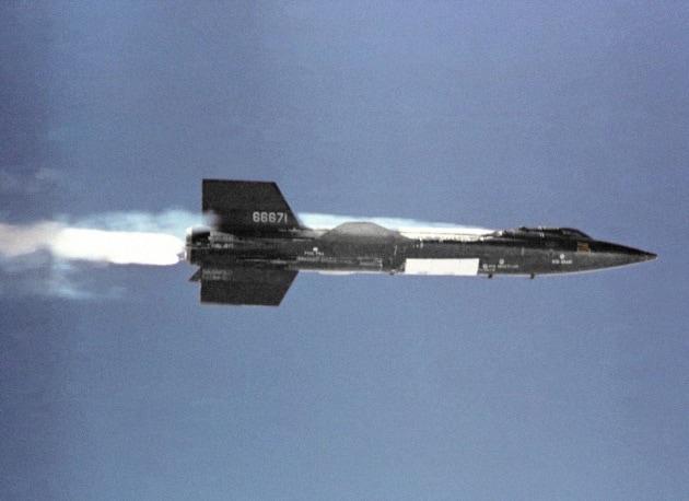 L'aereo senza ali e altri velivoli sperimentali della NASA