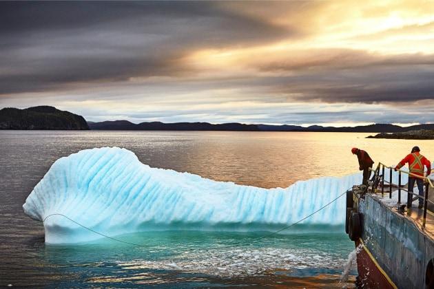 Cacciatori di iceberg