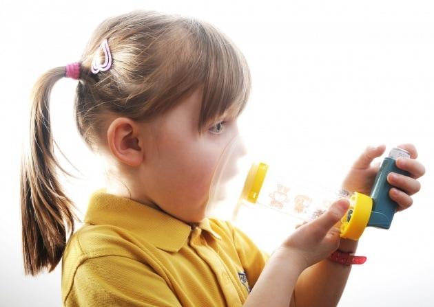 Se l'asma dipende dai microbi dell'intestino