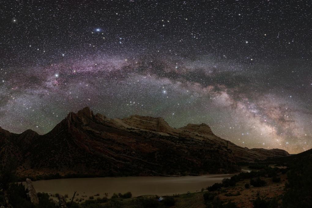 Un mondo dove non si vedono più le stelle