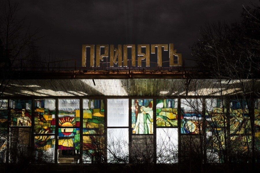 Chernobyl e altri luoghi abbandonati: (foto) memorie della guerra fredda