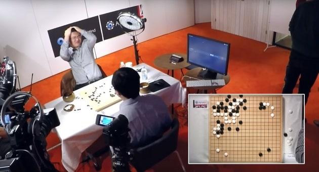Un computer di Google ha battuto il campione europeo di Go
