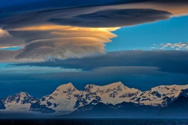 9 formazioni nuvolose rare e bellissime