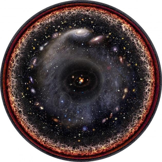 Tutto l'Universo in una singola immagine