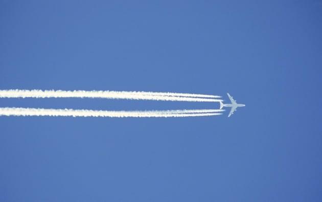 Gli aerei hanno la targa come le auto?