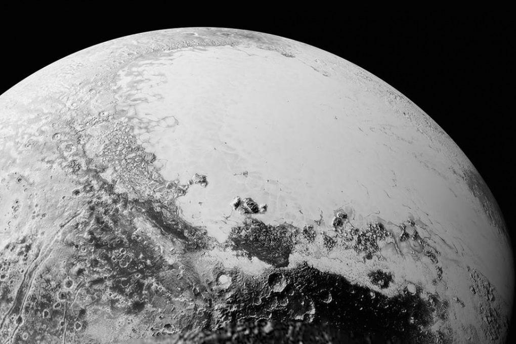Le nuove foto (e i grattacapi geologici) di Plutone