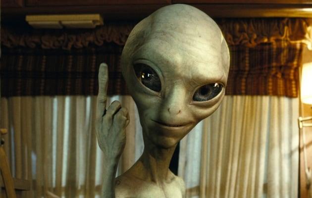 Alla ricerca degli alieni
