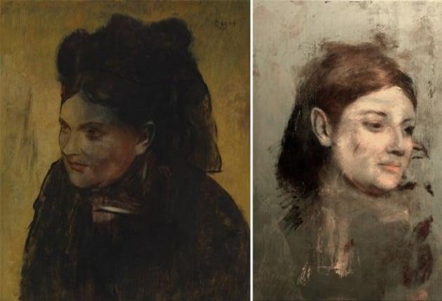 Il ritratto di Degas e altri capolavori nascosti