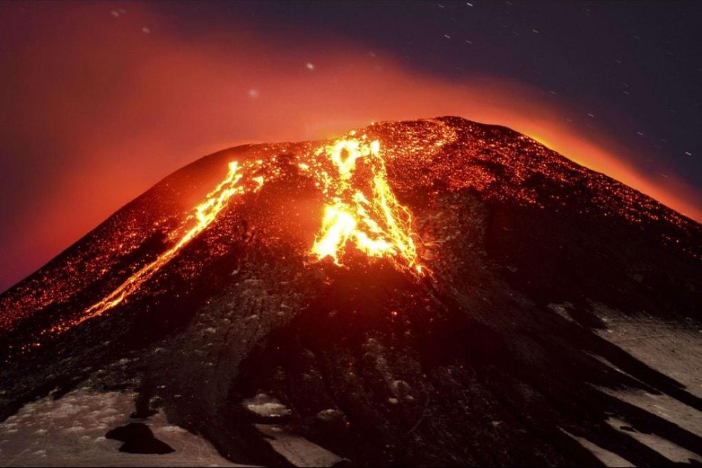 Un passo in avanti per comprendere la dinamica delle eruzioni