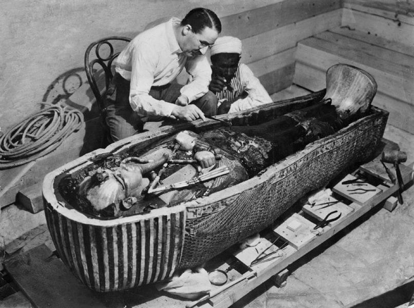 10 cose che (forse) non sapevi su Tutankhamon