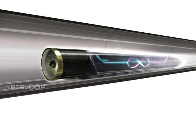 Hyperloop: nel 2016 i primi test del treno che viaggerà a 1200 km/h