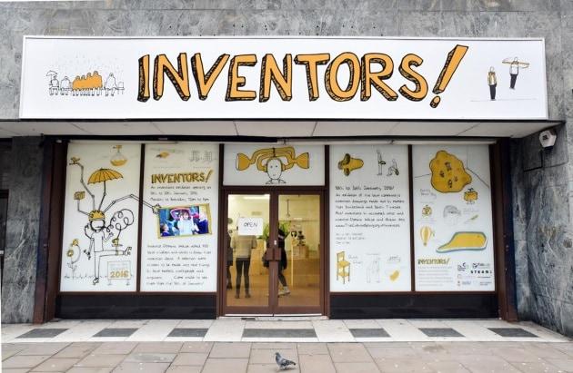 Inventors! Le invenzioni dei bambini divengono realtà