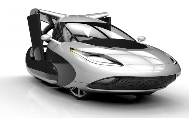 TF-X, il design dell'auto volante di Terrafugia