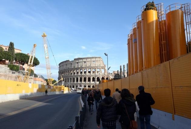 I segreti sotto il suolo di Roma