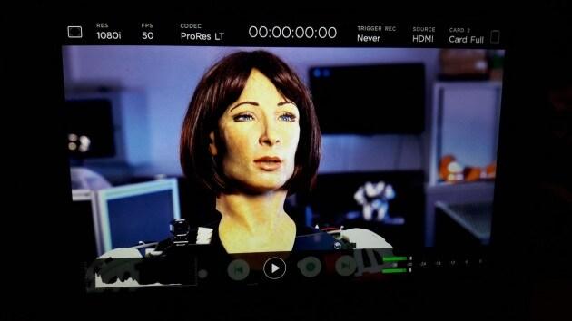 DA VERIFICARE - FACE, il robot italiano che si emoziona guardando il film Morgan