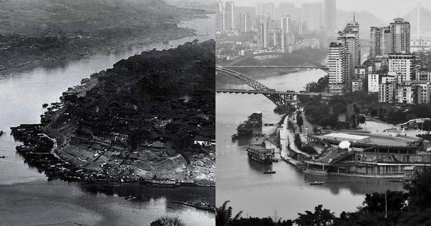 Com'è cambiata la Cina in 100 anni