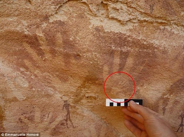 Uomini e varani: pitture rupestri in Egitto