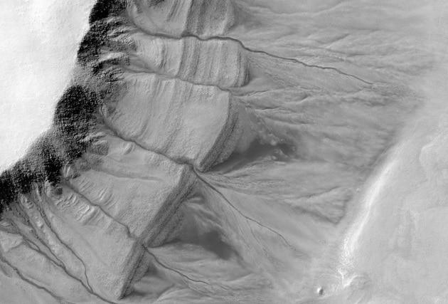 L'acqua su Marte a Domande e Risposte