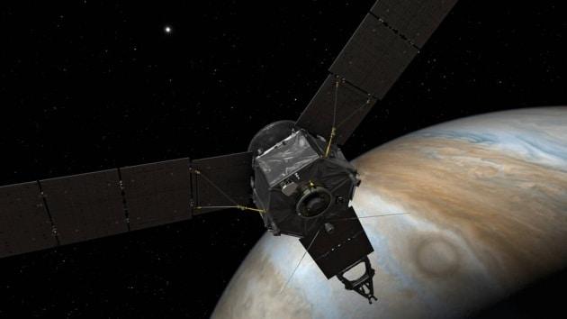 Juno e Giove, la rischiosa manovra di aggancio
