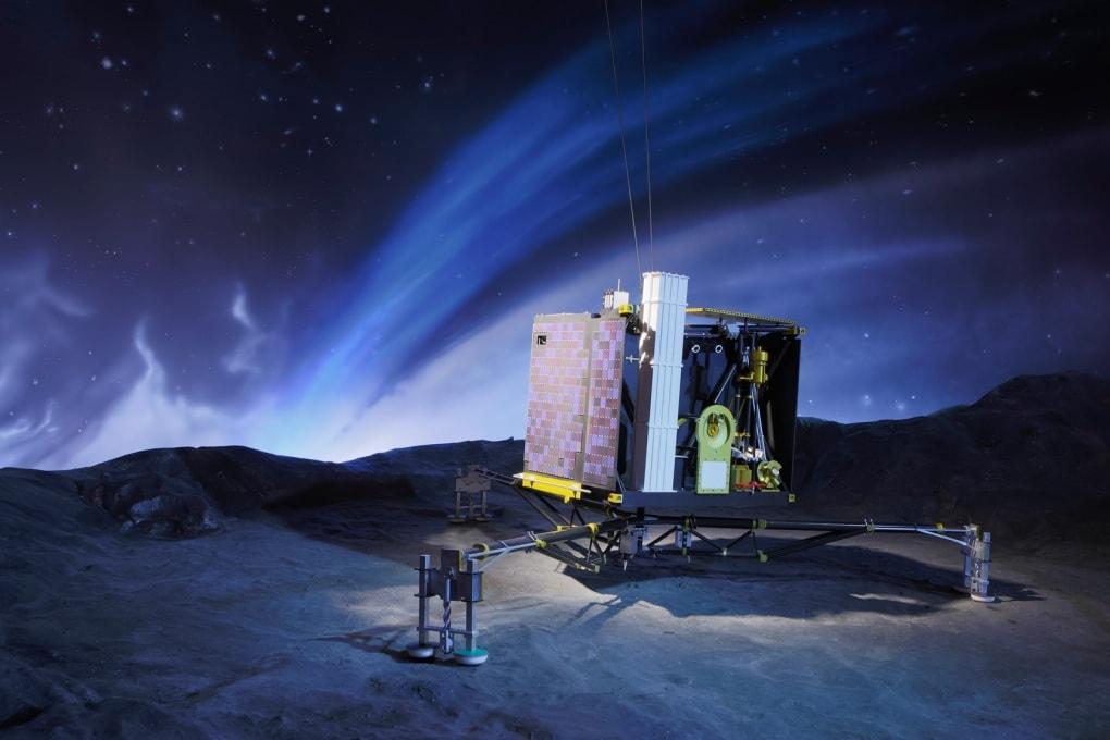 Ultima chiamata per Philae, il robot sulla cometa