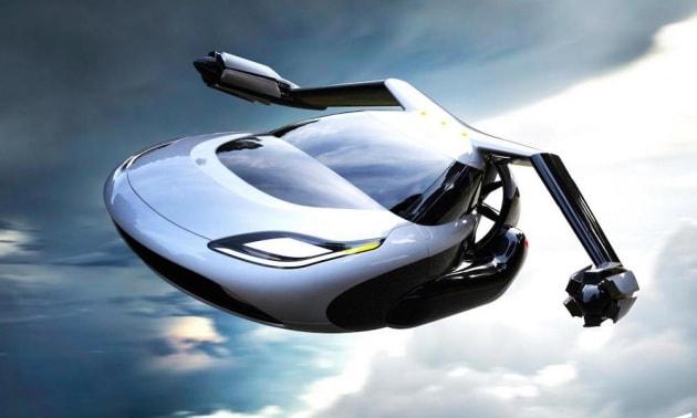 Primi test per l'auto volante di Terrafugia