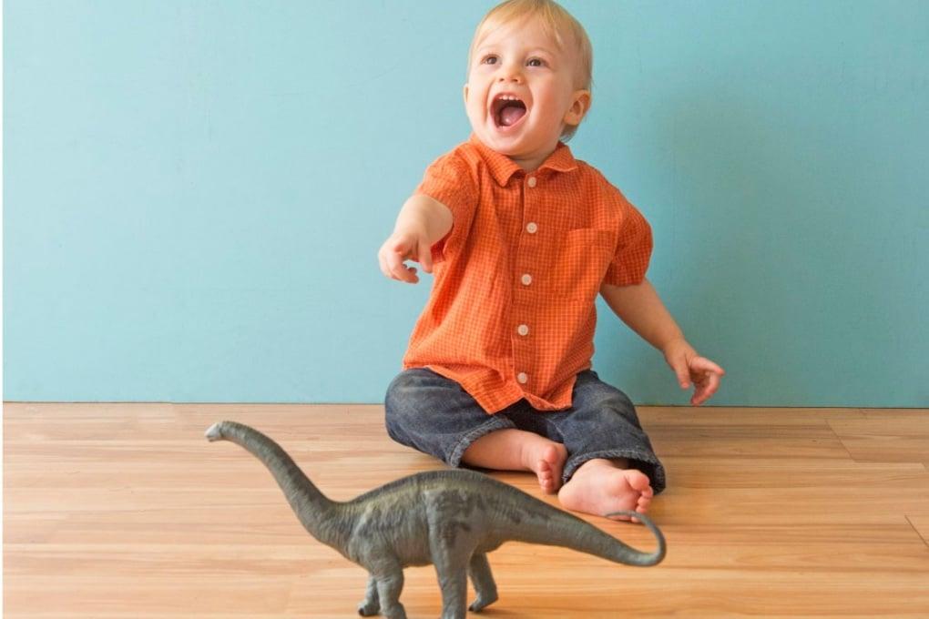 Da quali parole un bambino inizia a parlare?