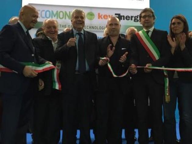 Al via Ecomondo, Galletti: